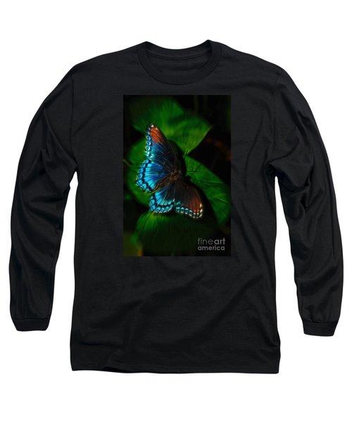 Fall Butterfly Long Sleeve T-Shirt