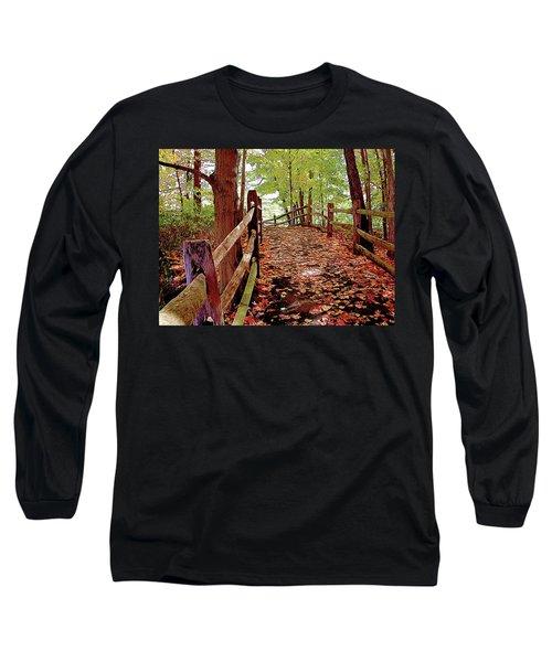 Fall Pathway Long Sleeve T-Shirt