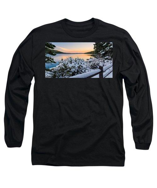 Fallen Leaf Lake Long Sleeve T-Shirt