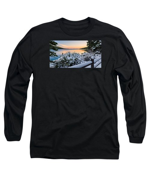 Fallen Leaf Lake Long Sleeve T-Shirt