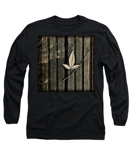 Fallen Leaf Long Sleeve T-Shirt