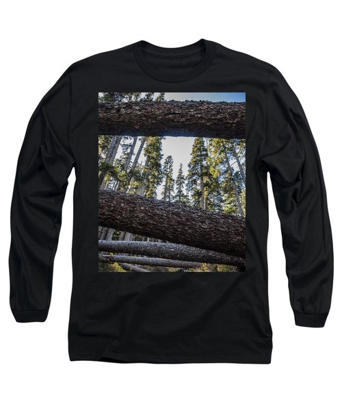 Fallen Trees Long Sleeve T-Shirt
