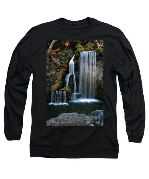 Falling For You Long Sleeve T-Shirt by Clayton Bruster