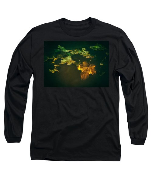 Falling Leaf  Long Sleeve T-Shirt