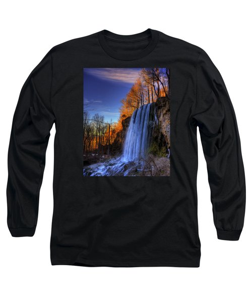 Falling Spring Falls Long Sleeve T-Shirt