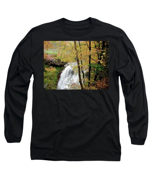 Falls In Autumn Long Sleeve T-Shirt