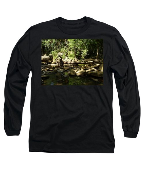 Falls Park Long Sleeve T-Shirt