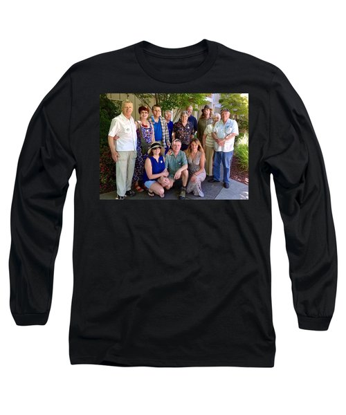 Family And Friends Reunion Long Sleeve T-Shirt