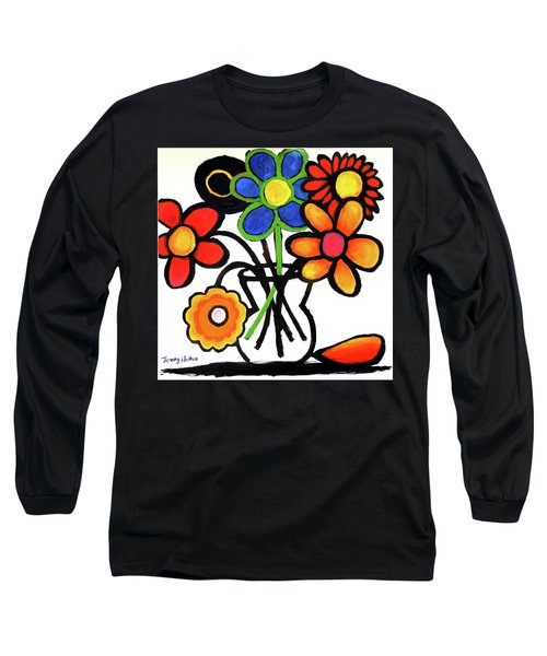 Fantastic Colour Long Sleeve T-Shirt