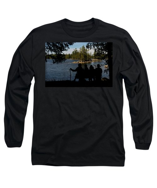 Fantastic Four Long Sleeve T-Shirt