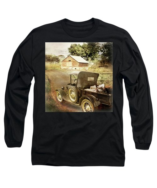 Farm Delivered Long Sleeve T-Shirt