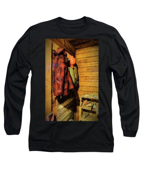 Farm Jackets Long Sleeve T-Shirt by Tom Singleton