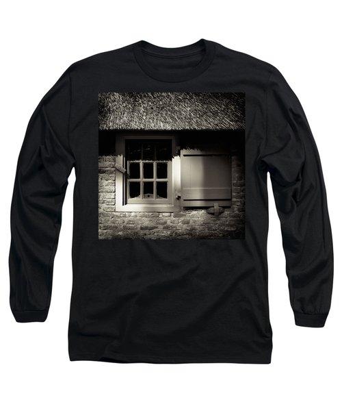 Farmhouse Window Long Sleeve T-Shirt