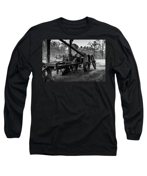 Farming Equipment Long Sleeve T-Shirt