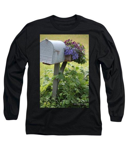 Farm's Mailbox Long Sleeve T-Shirt