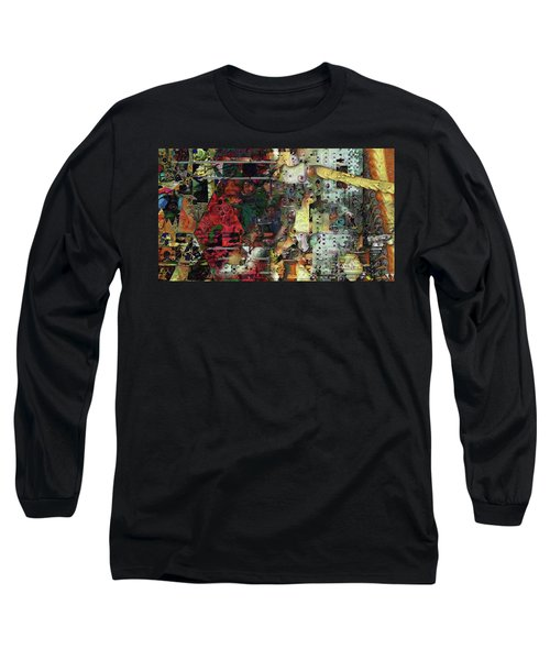 Fascinating Rythm Long Sleeve T-Shirt