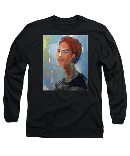 Fascination Long Sleeve T-Shirt by Becky Kim