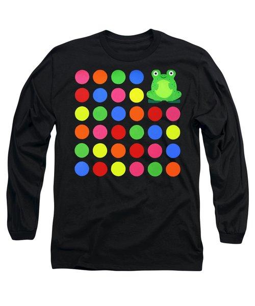 Discofrog Remix Long Sleeve T-Shirt