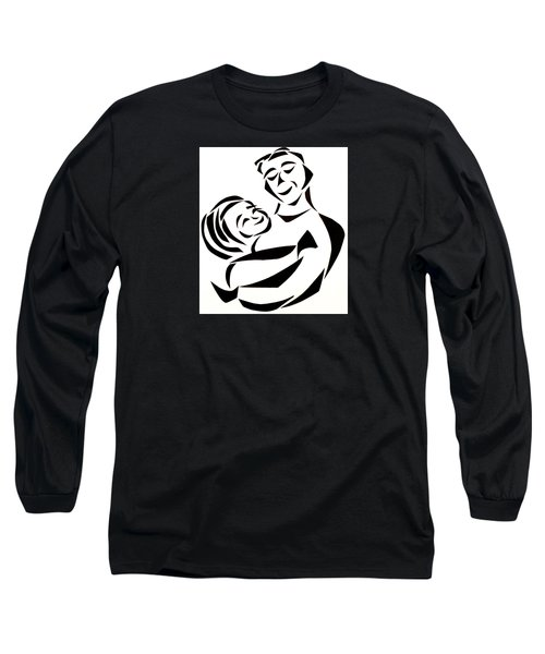 Father And Child Long Sleeve T-Shirt