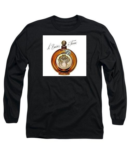 Long Sleeve T-Shirt featuring the digital art Fawn by ReInVintaged