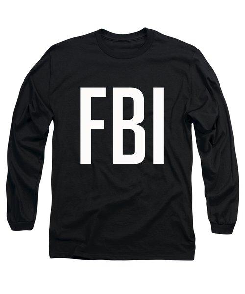 Fbi Tee Long Sleeve T-Shirt
