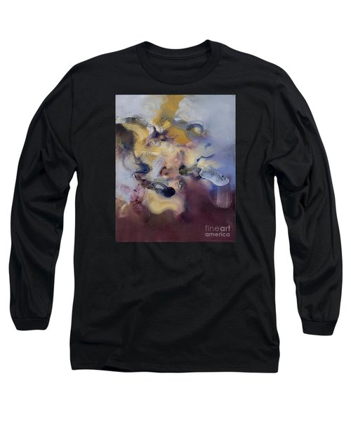 Fear Of Letting Go Long Sleeve T-Shirt