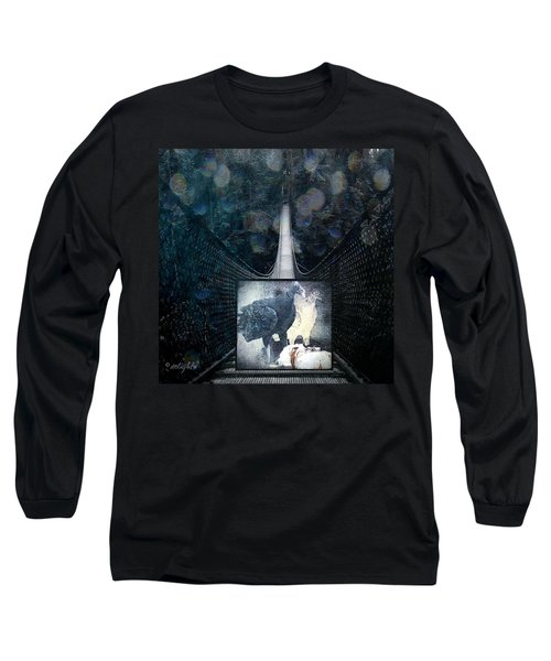 Fear Of Stairs Long Sleeve T-Shirt