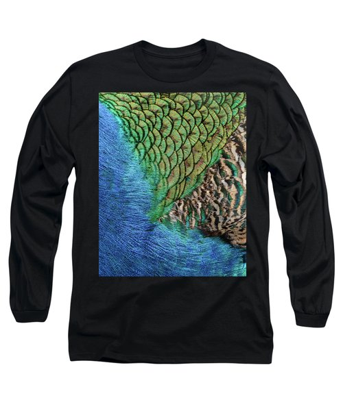 Feathers #1 Long Sleeve T-Shirt