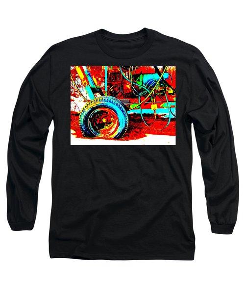 Feb 2016 47 Long Sleeve T-Shirt by George Ramos
