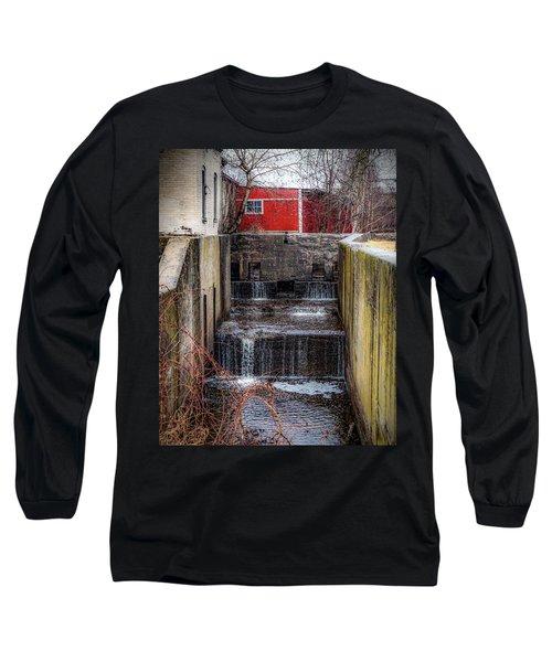 Feeder Canal Lock 13 Long Sleeve T-Shirt