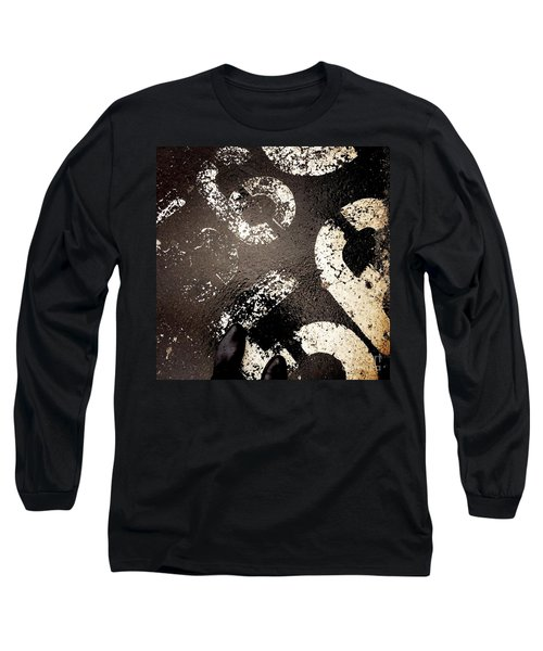 Feet Around The World #22 Long Sleeve T-Shirt