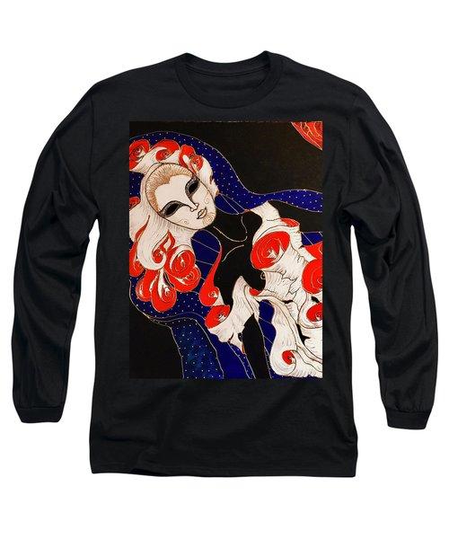 Feminine Mystique Long Sleeve T-Shirt