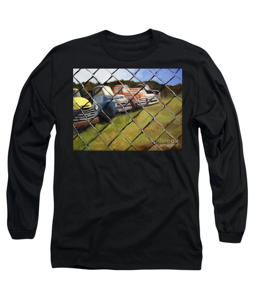 Fenced In Long Sleeve T-Shirt