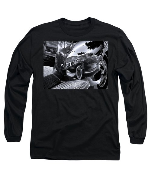 Fender Bender Long Sleeve T-Shirt by Sue Stefanowicz