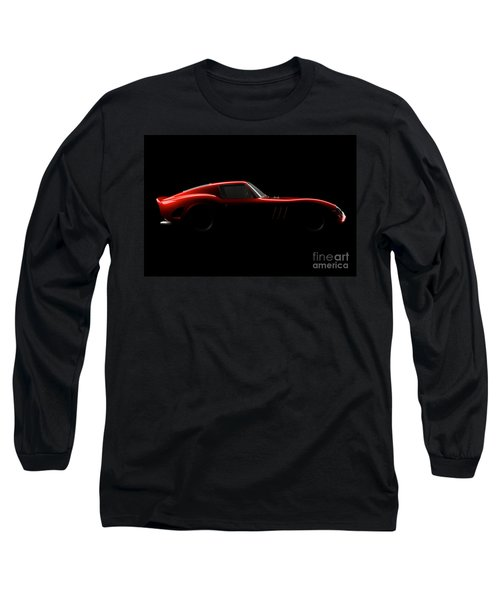 Ferrari 250 Gto - Side View Long Sleeve T-Shirt