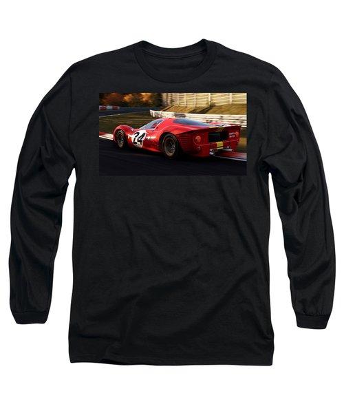 Ferrari 330 P4, Nordschleife - 17 Long Sleeve T-Shirt