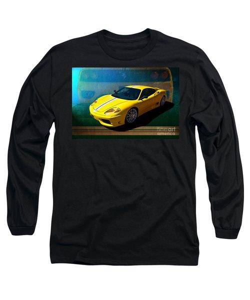 Ferrari F430 Long Sleeve T-Shirt