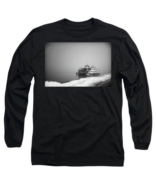 Ferry Long Sleeve T-Shirt by Joseph Westrupp