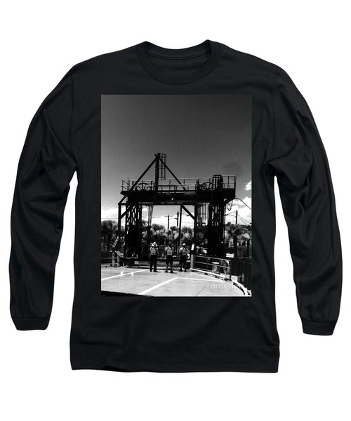 Ferry Workers Long Sleeve T-Shirt