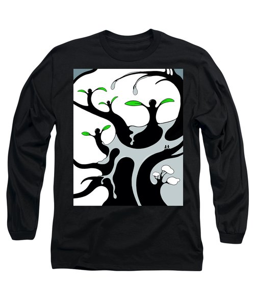 Fertility Long Sleeve T-Shirt