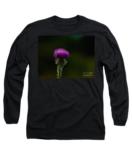 Field Thistle Long Sleeve T-Shirt