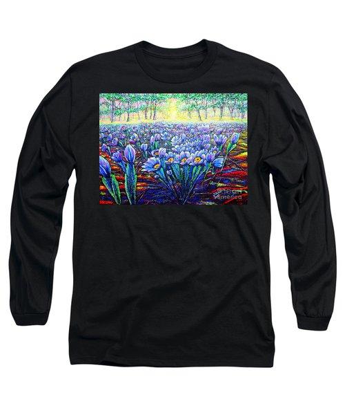 Field.flowers Long Sleeve T-Shirt