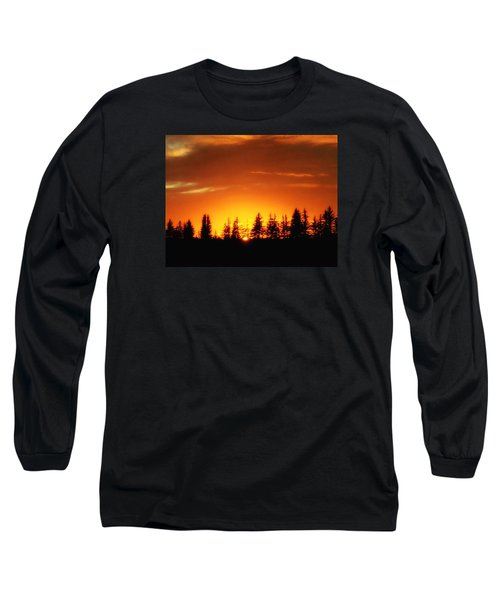 Fields Of Arbol Long Sleeve T-Shirt