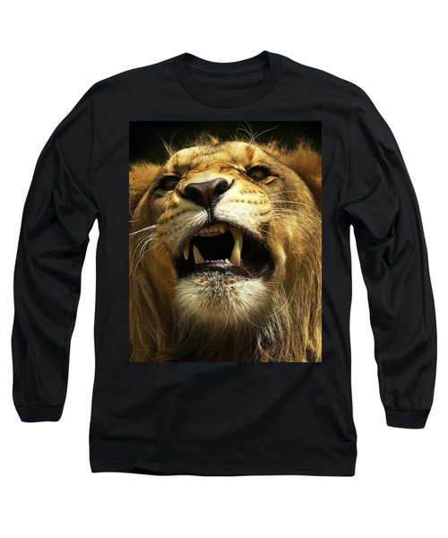 Fierce Long Sleeve T-Shirt