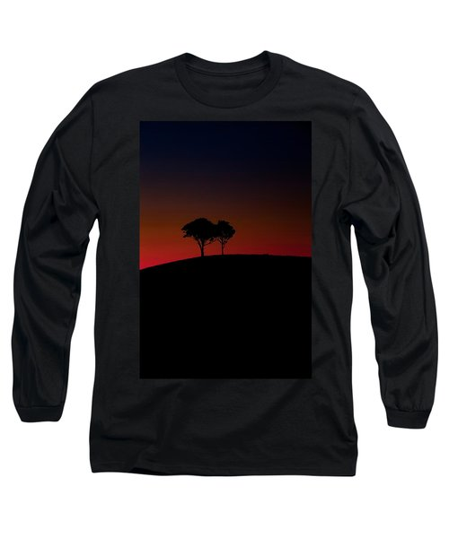 Dancing In The Dark Long Sleeve T-Shirt
