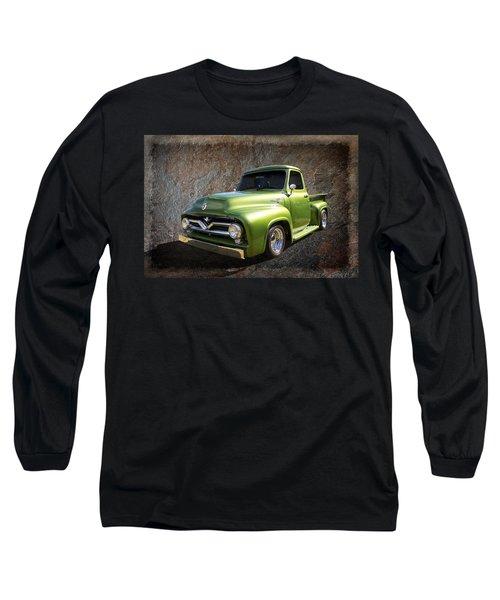 Fifties Pickup Long Sleeve T-Shirt