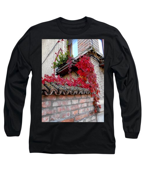 Fifty Shades Of Autumn - 12. Long Sleeve T-Shirt