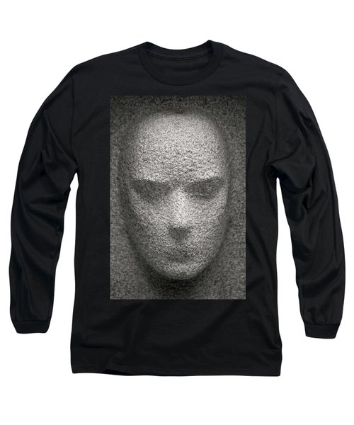 Figure In Stone Long Sleeve T-Shirt