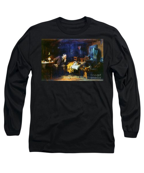 Fildes The Doctor 1891 Long Sleeve T-Shirt