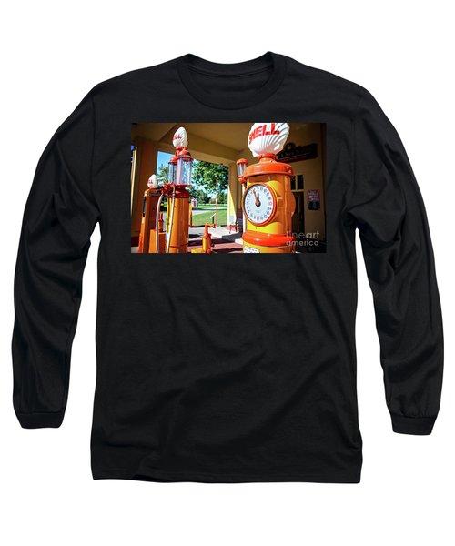 Fillin' Station Long Sleeve T-Shirt